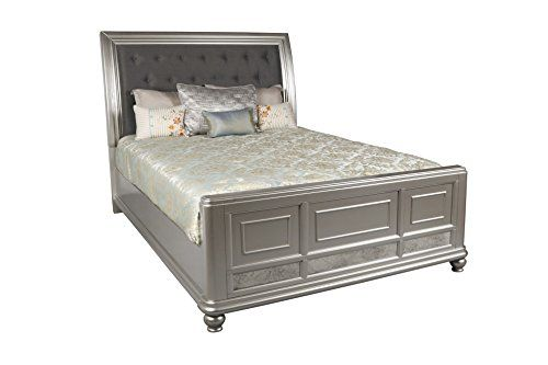 Venetia Queen Bed Headboard Footboard And Rails 2 In 2018