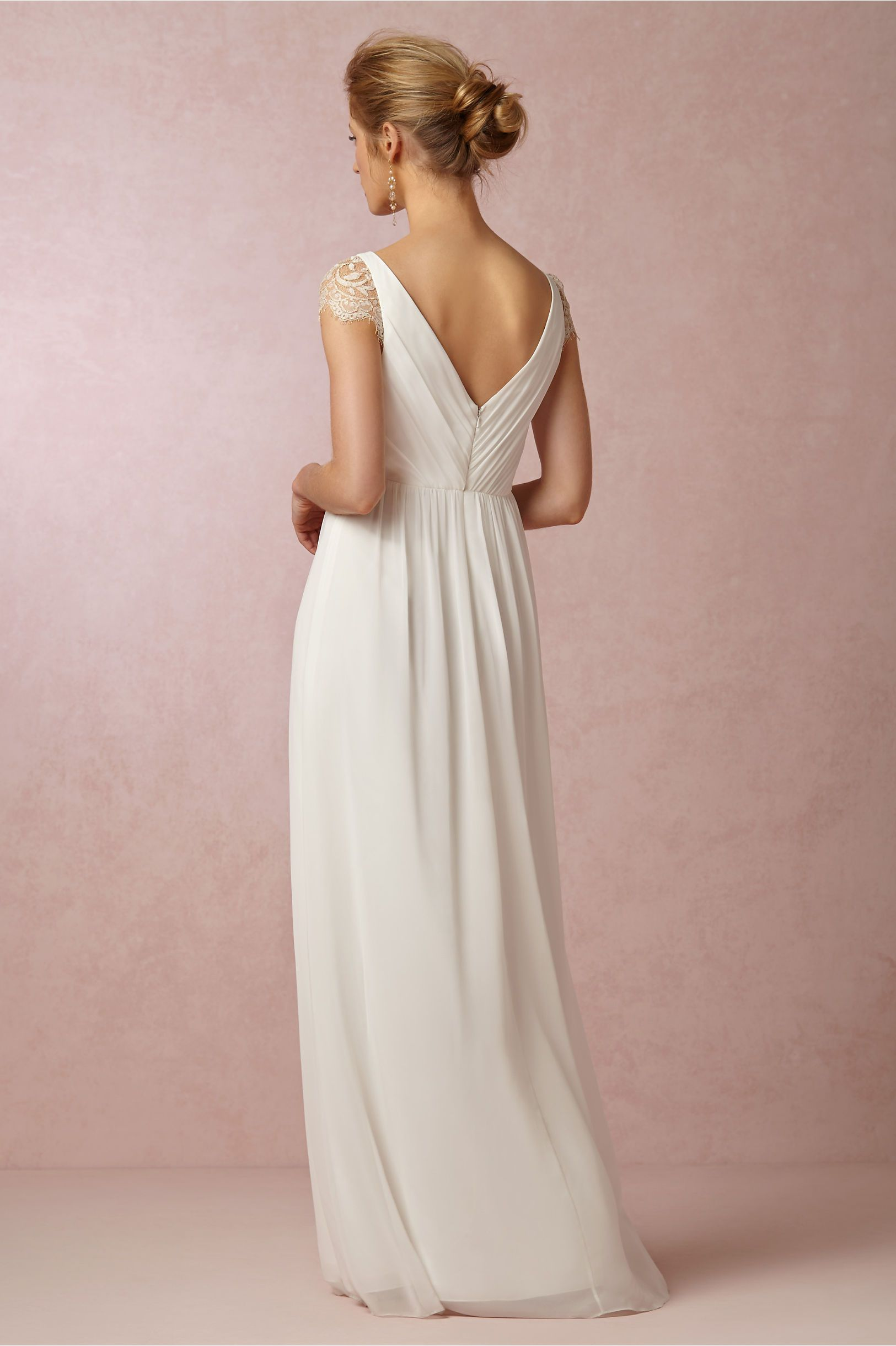 Evangeline Dress from BHLDN | Wedding | Pinterest | Vestiditos
