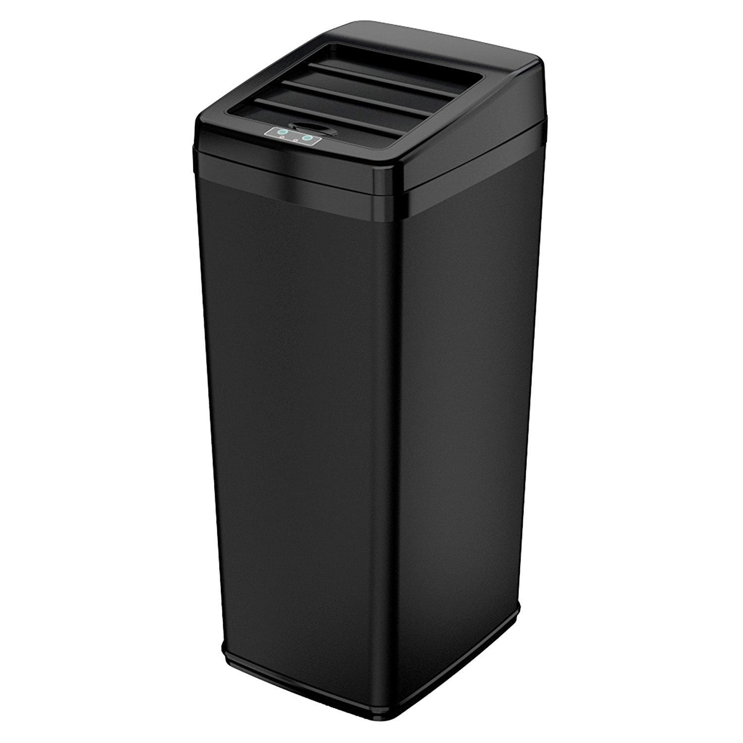 Overstock Com Online Shopping Bedding Furniture Electronics Jewelry Clothing More Kitchen Trash Cans Matte Black Kitchen Black Kitchens