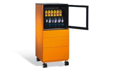 Rollbarer Assisto Kühlcaddy Kühlschrank auf Rollen von C