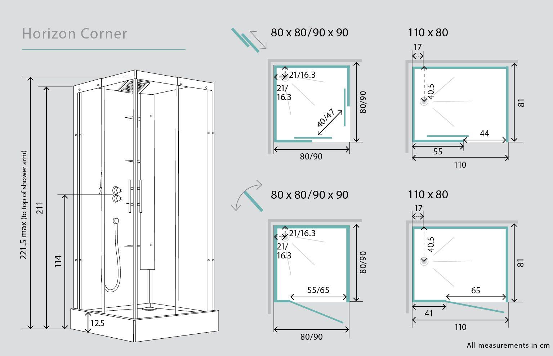 K 237 Ch Thước Ph 242 Ng Tắm đứng Gốc Dimension Toilet