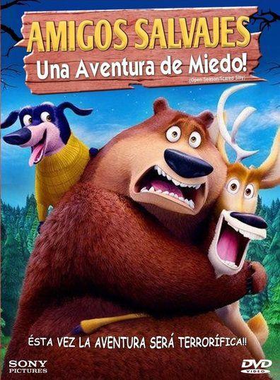Colegas En El Bosque 4 Una Aventura De Miedo 2016 Colegas En El Bosque Historia De Disney Descargar Peliculas Hd