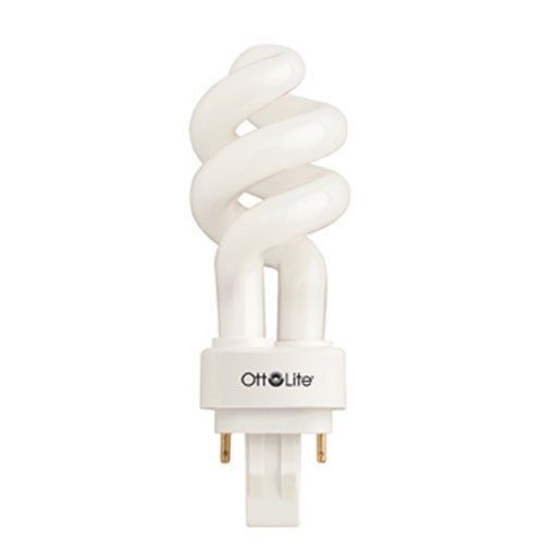 Ott Lite 13 Watt Plug In Swirl Compact Fluorescent Light Bulb High Def Natural Fluorescent Light Bulb Light Bulb Fluorescent Light