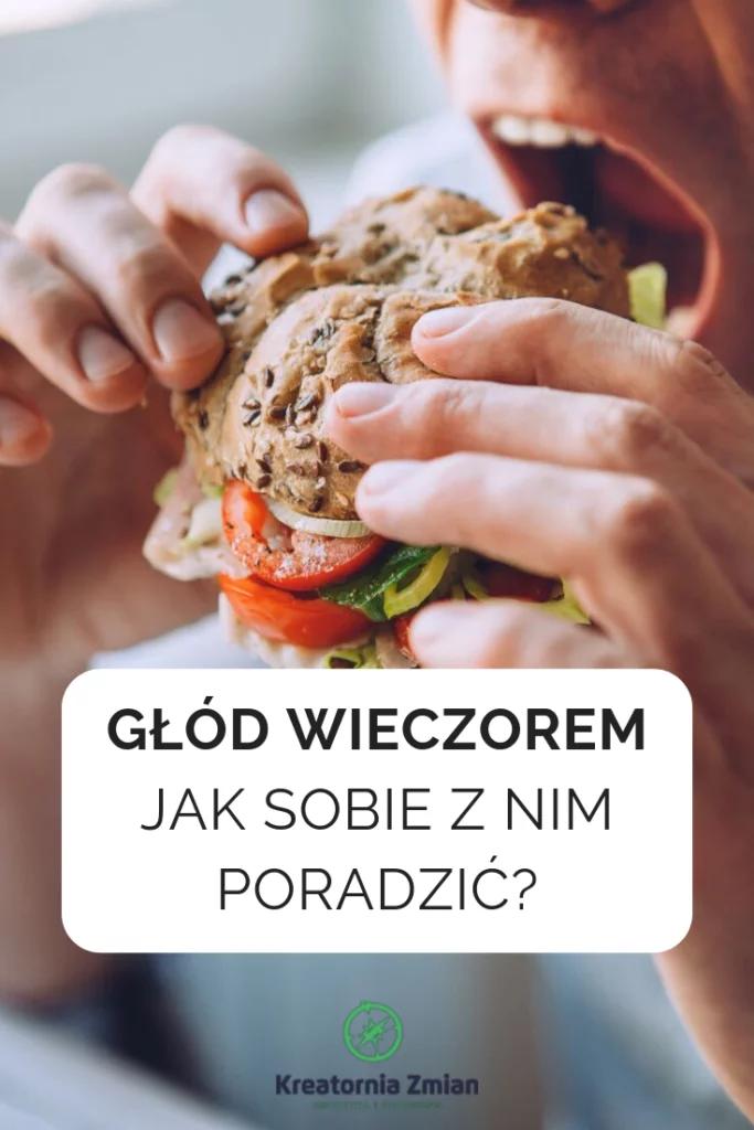 Głód wieczorem - jak sobie z nim poradzić? Porady dietetyka