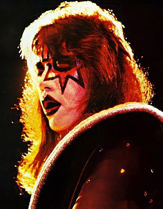 Ace Frehley Alive Ii Photo Session San Diego Sports Arena