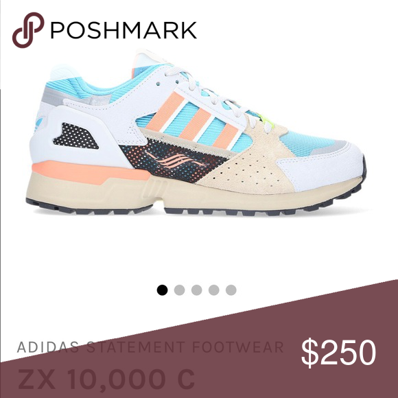 """new styles 8df48 56cdf adidas ZX 10000c Consortium M Sz 10 Brand New in box, adidas ZX 10000c    Consortium."""" This was one of the hottest releases of the year so far."""