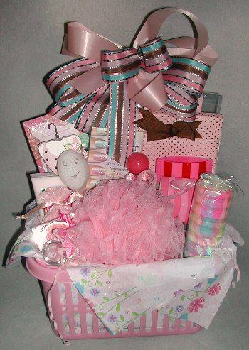 Glamour Girl Gift Basket For Teen Girls