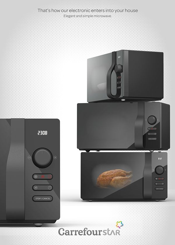 Le Industrial Design le micro onde on industrial design served kitchenware
