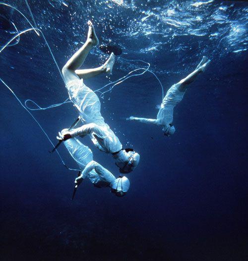 Ama-San Women  Divers Japan | Japanese pearls, Japan, Scuba girl
