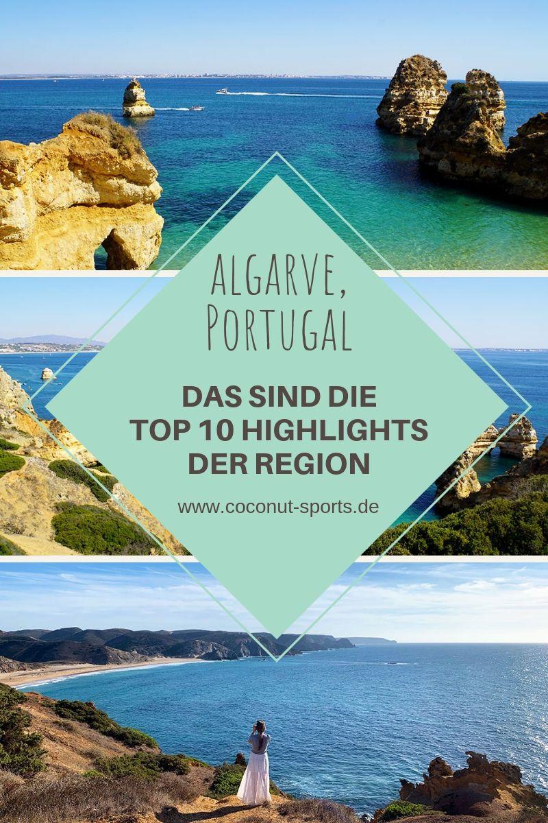 Algarve Top 10 Sehenswurdigkeiten Highlights Der Schonsten Region