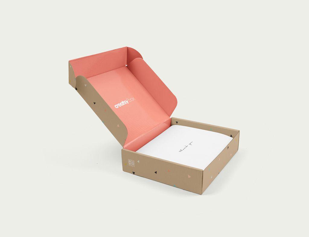Download free-mailing-box-mockup-2 | Box mockup, Packaging mockup ...
