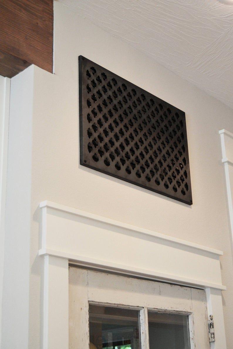 Decorative air vent covers farmhouse vent air vent