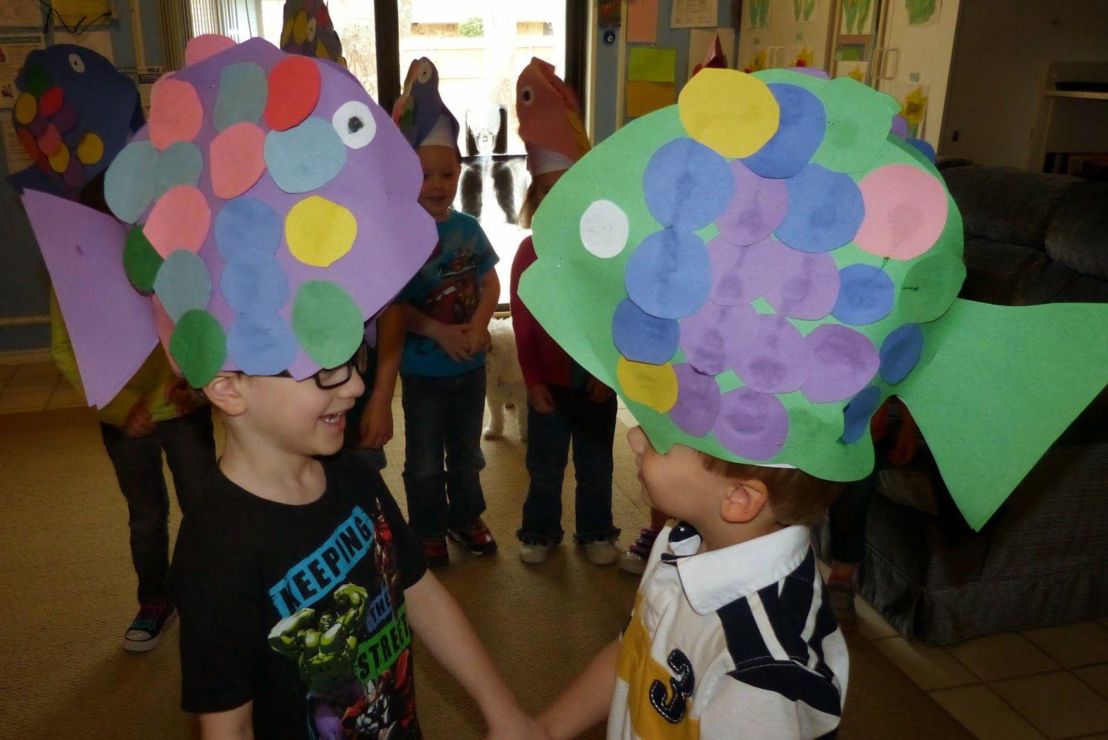 Paula S Primary Classroom Preschool Crafts Fall Kindergarten Music Paper Fish