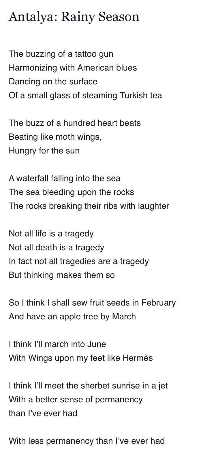 Beautifulparadox Poetry Poetry Poetry Famous Poems