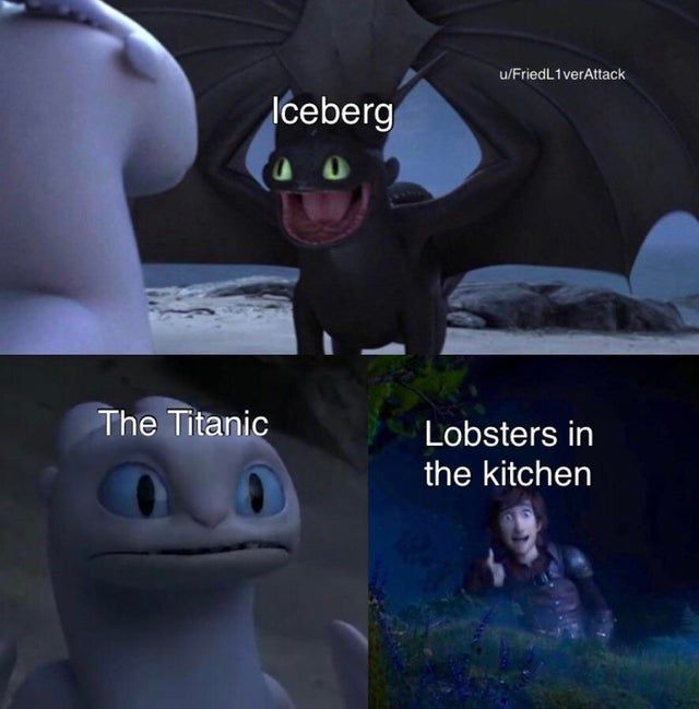 22 Dank Toothless Memes For The Fans Of 'How To Train Your Dragon'