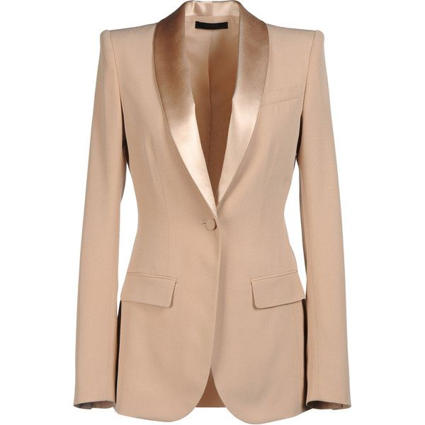 The Row Blazer ($790) ❤ liked on Polyvore featuring
