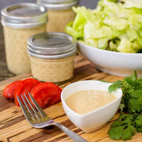 Chipotle Ranch Dressing Recipe Chipotle Ranch Dressing Homemade Salad Dressing Chipotle Ranch