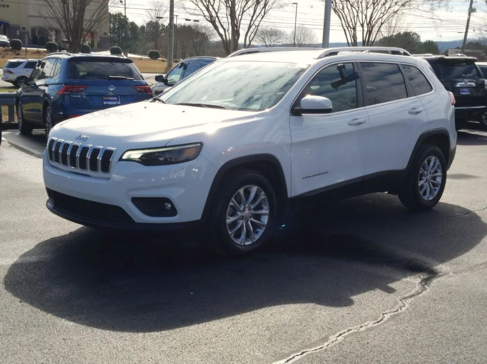 Used 2019 Jeep Cherokee In Birmingham Alabama Carmax Jeep Cherokee Jeep Cherokee For Sale Jeep