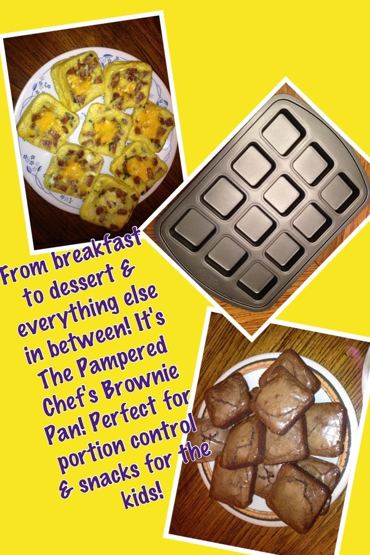 Pampered Chef Brownie Pan The Pampered Chef S Brownie Pan