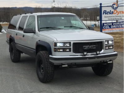 1996 Gmc K2500 Suburban Vision Soft 8 Cooper Discoverer At3 Gmc