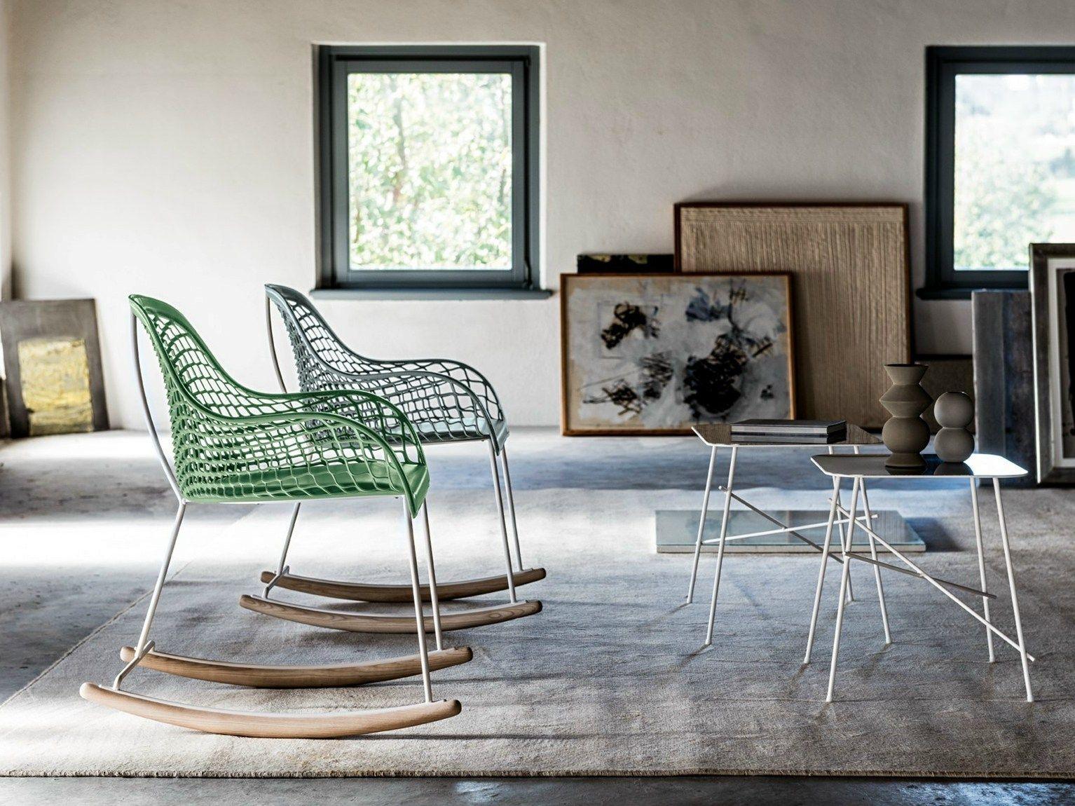 Guapa, Rocking Chairs by Midj