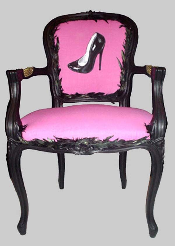 Beautiful Pinks Weird Furniture Cool Chairs Pink Chair