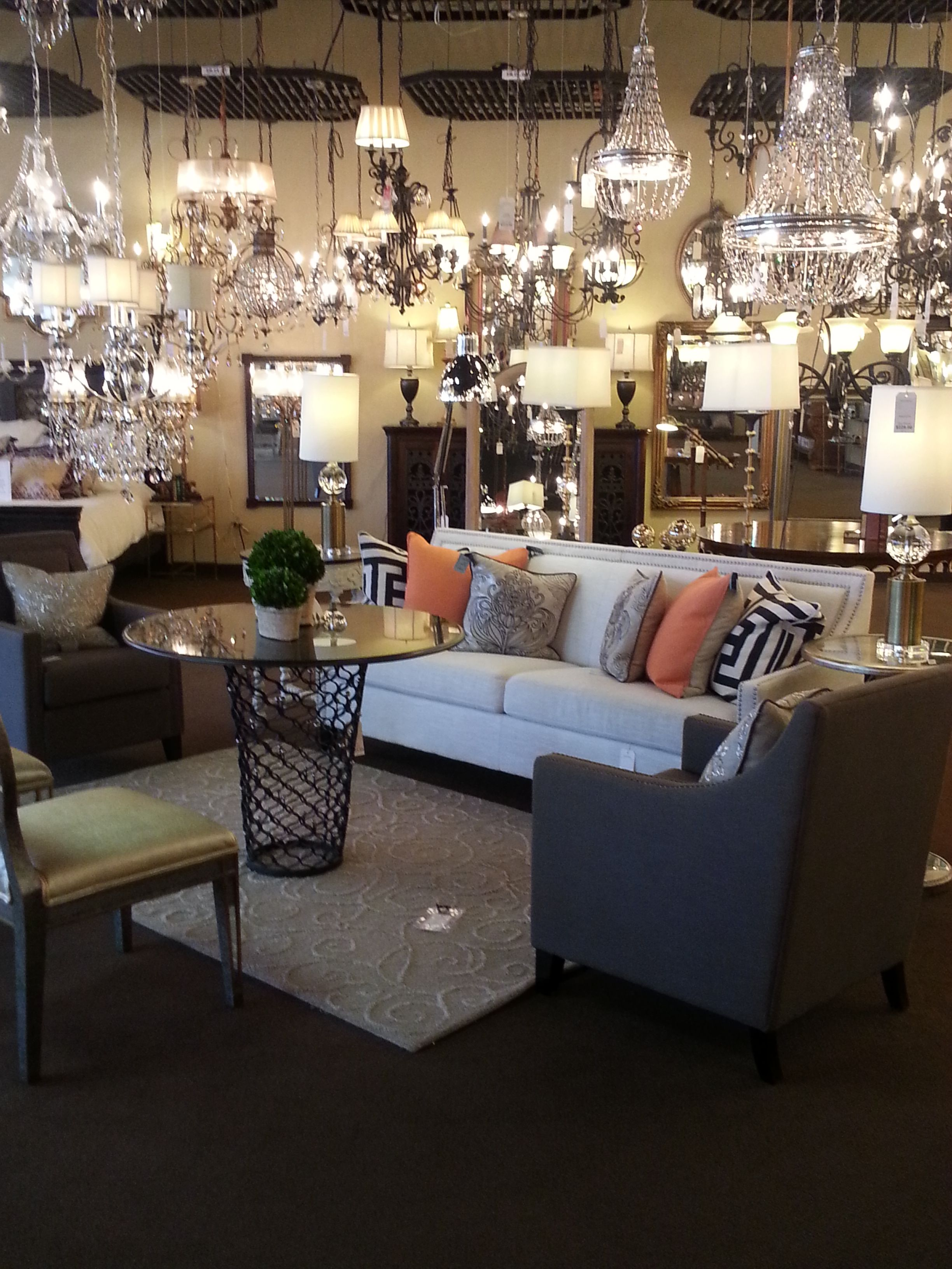 classic home furnishings now available at mayer lighting showroom in