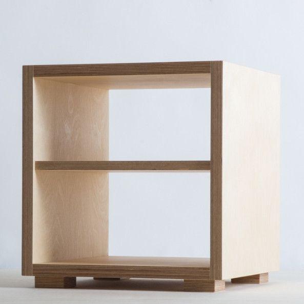 Plywood Garage Cabinet Plans: Bedside Cabinet, Shelves