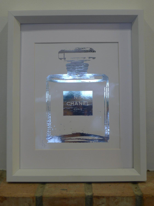 1193e0b2b503 Chanel No. 5 Perfume Bottle Sterling Silver. $20.00, via Etsy ...