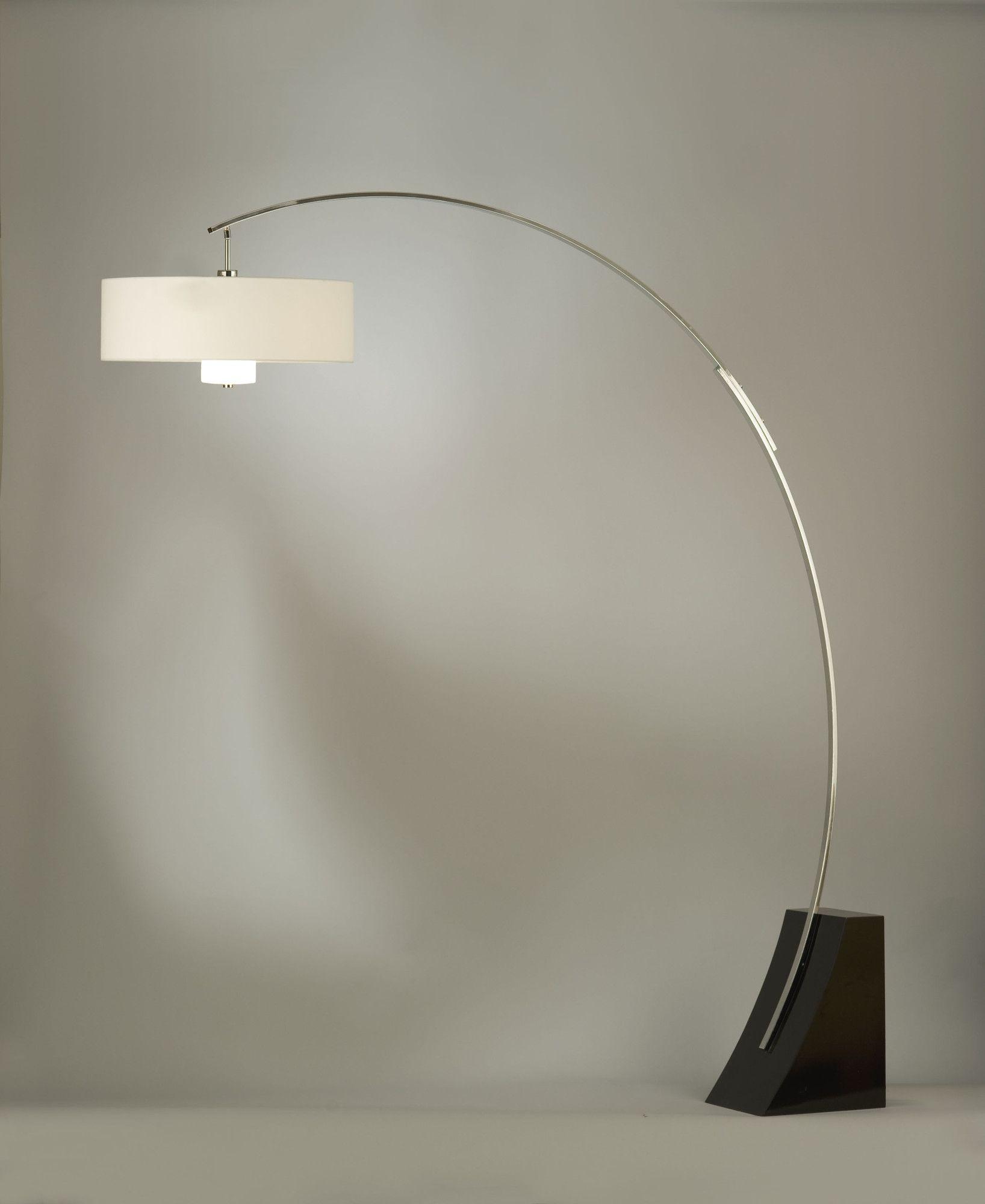 Nova Broadway Arc Floor Lamp Reviews Wayfair Arc Floor Lamps Mid Century Floor Lamps Lantern Floor Lamp