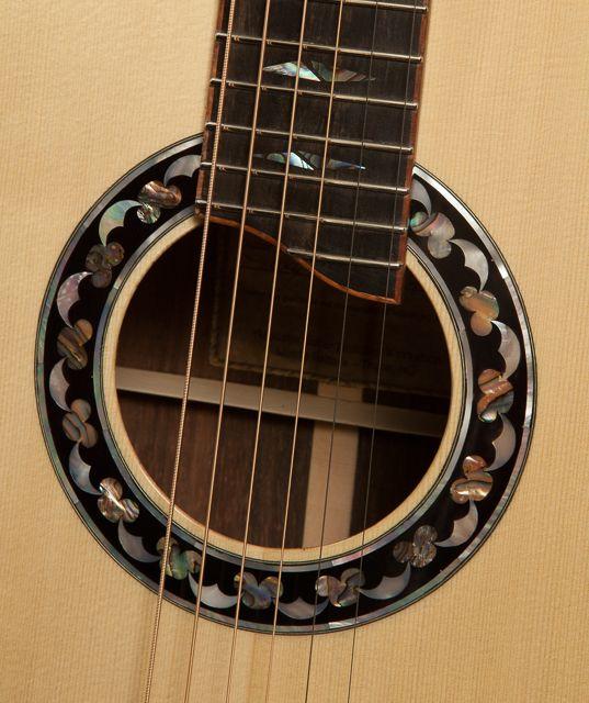 lichty one on one guitar building workshop strings go on the latest guitar guitar rosette. Black Bedroom Furniture Sets. Home Design Ideas