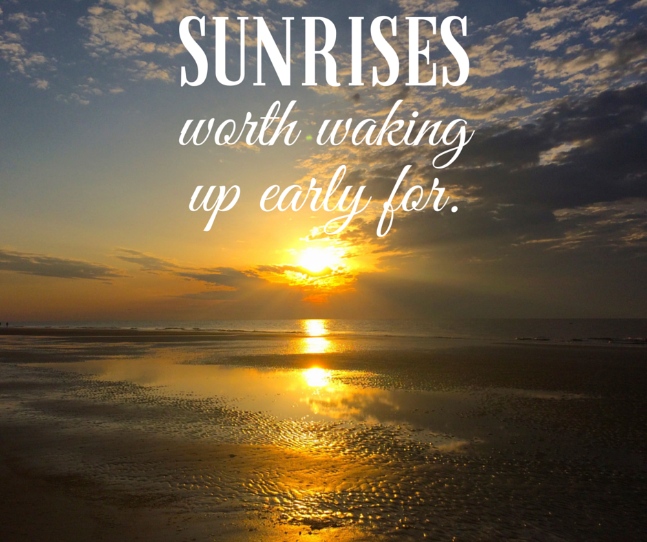 Sunrise Beach: Beach Sunrise Quotes And Sayings