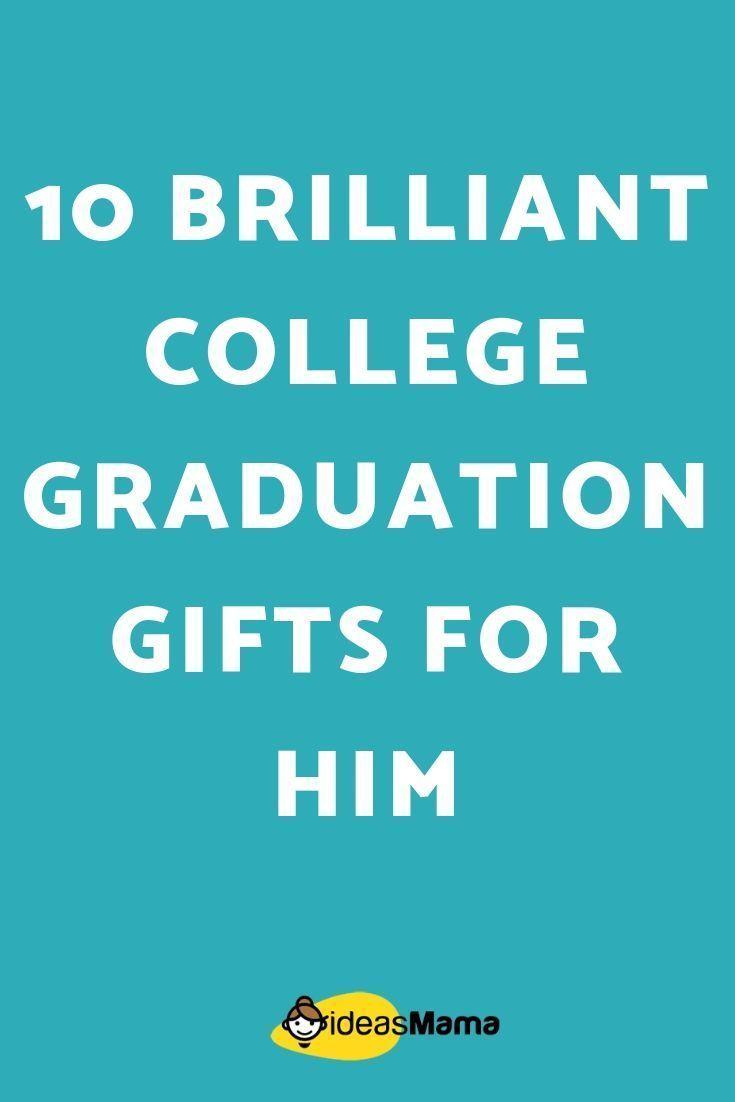 college graduation gifts for him 2020