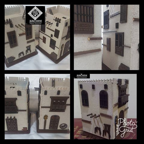 مجسم البيت الحجازي ثلاثي الابعاد متوسط الحجم تحفة تميزت بدقة في التفاصيل بلمسات ابداعية صنعت يدويا صناعة سعودي Instagram Analytics Instagram Instagram Website