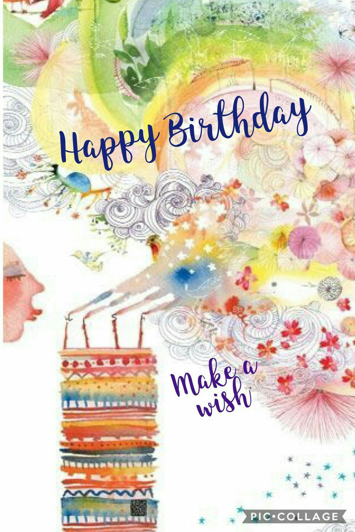 Pin By Becky Hill On Birthday Wishes With Images Happy Birthday Gifts Happy Birthday Messages Happy Birthday Cards