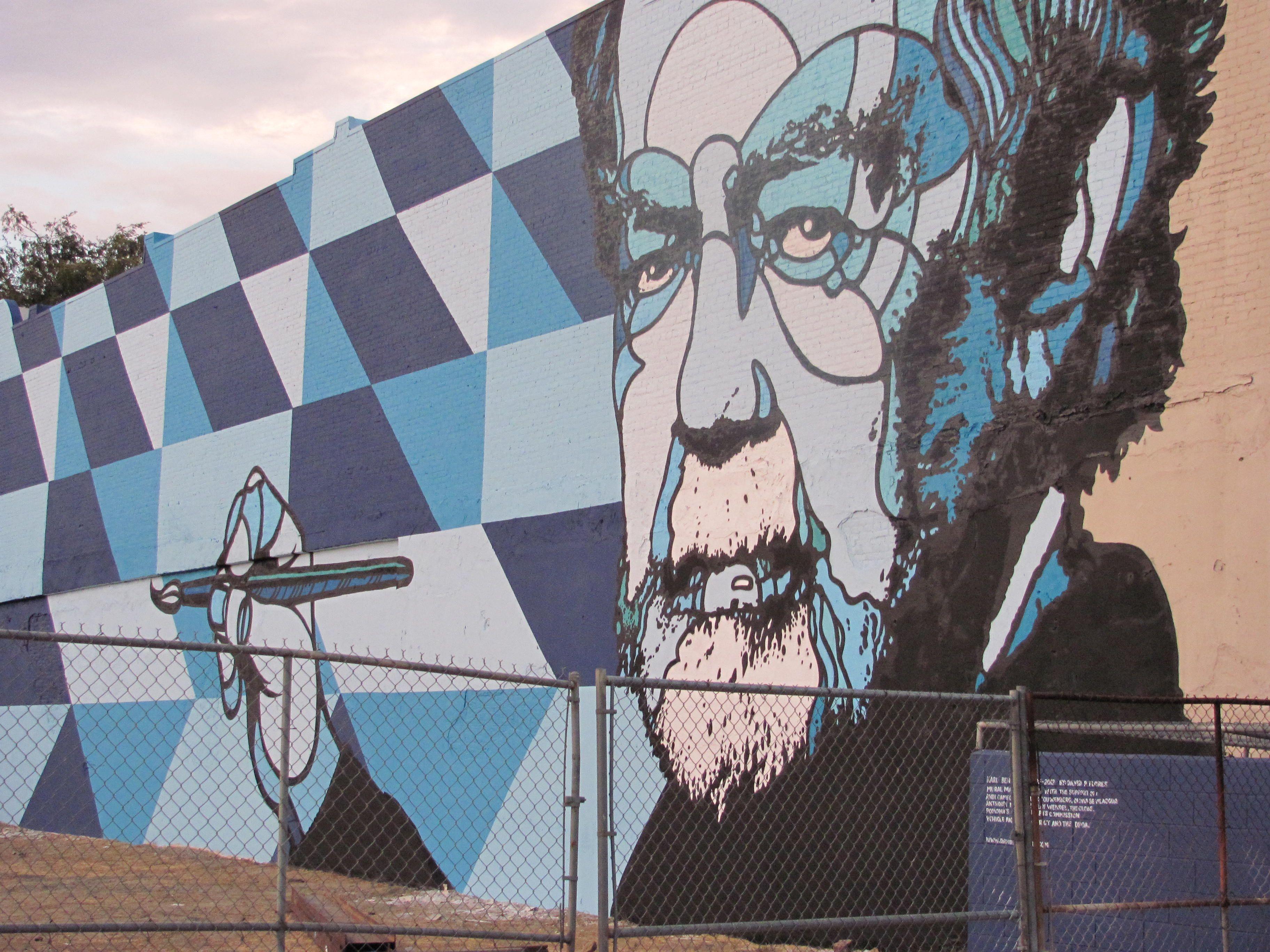 Pomona Art Walk. Visit Walk Pomona'
