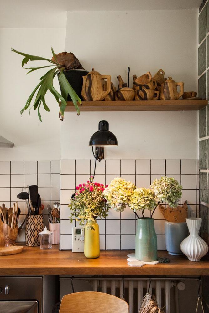 Pierre Le Ny et Émilie Urbansky, Anouck 6 ans Cuisine, Kitchens