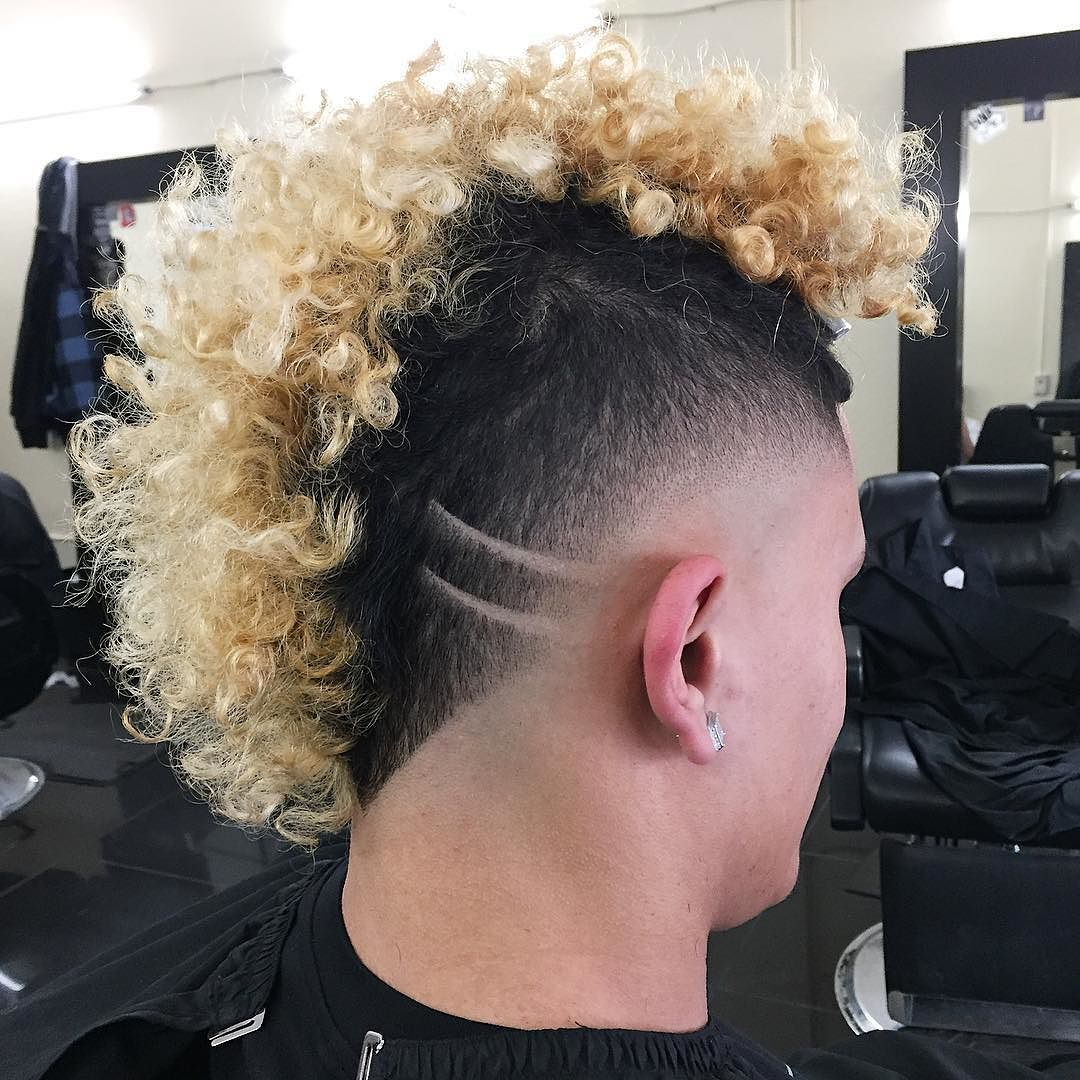 Haircut for men mohawk haircut by mikeydiiamond iftkxwewf menshair