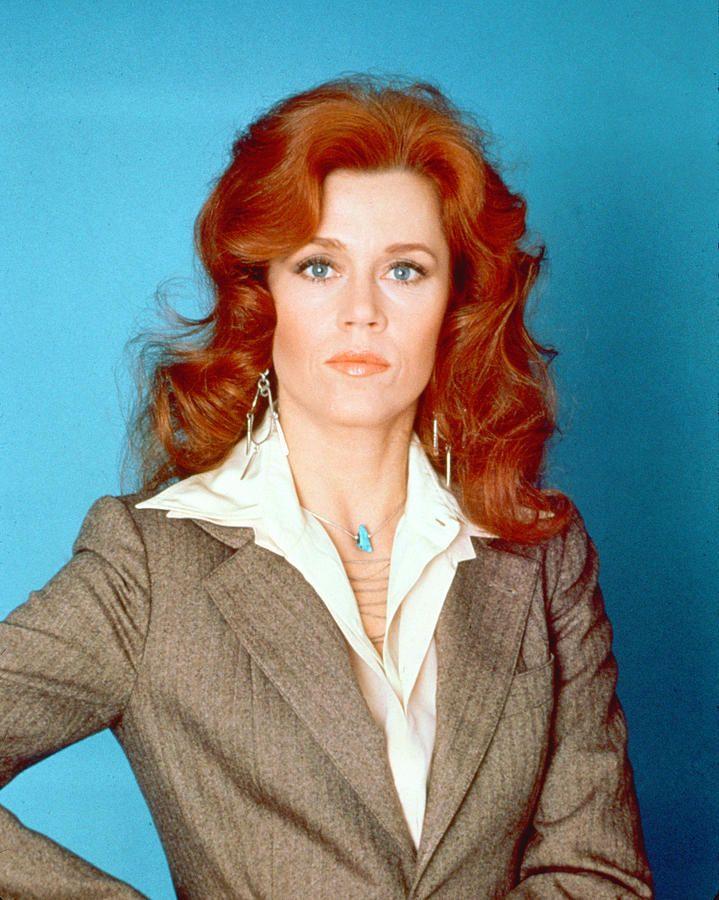 Jane Fonda by Silver Screen in 2020 Jane fonda, Best