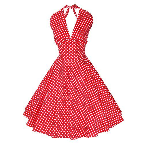 Maggie Tang Women's 1950s Vintage Rockabilly Dress Size 2... https://www.amazon.com/dp/B00PU7O6YO/ref=cm_sw_r_pi_dp_x_E93PxbY4HHPWY