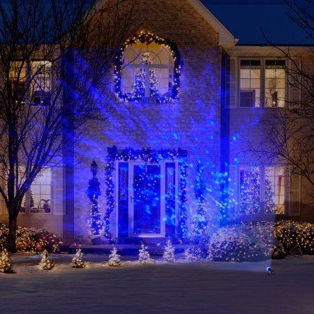 Gemmy Lightshow Christmas Lights LED Projection Kaleidoscope Lights