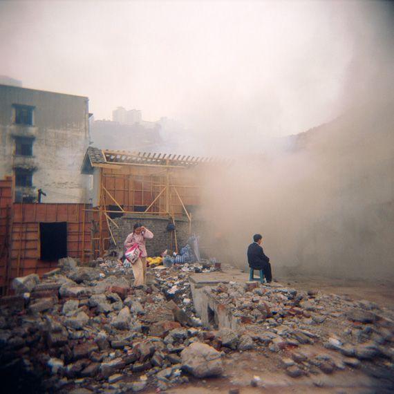 """Fotografia da série """"They"""", de Zhang Xiao. Veja mais em: http://www.jornaldafotografia.com.br/noticias/fotografias-da-china-e-fotografos-chineses-para-celebrar-o-ano-novo-chines/"""
