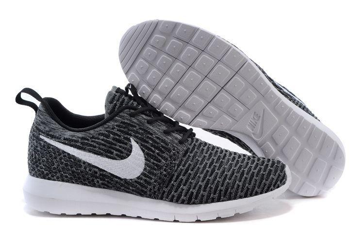 9246b5ee9dab3 custom roshe oreo design  womens Nike Custom Roshes  Oreo  black and white