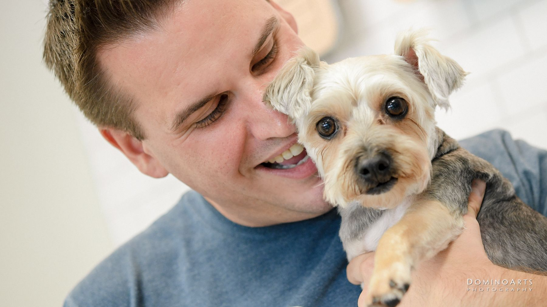 All our puppy lovers would appreciate this one and this company. They take great care of your extended family members. Tim Vogel #DogLover #CorporateSession #DominoArts #Corporate #Photos #PuppyPhotography #DogPictures #PuppyLove