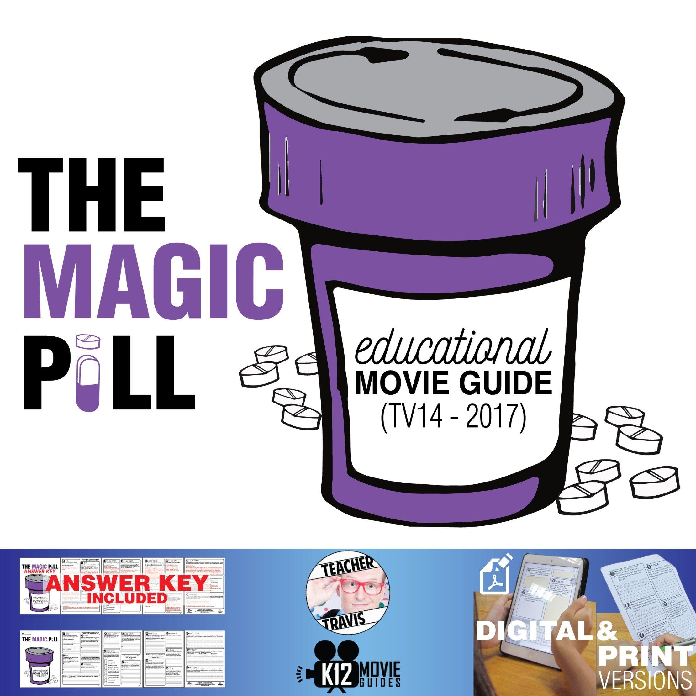 The Magic Pill Movie Guide