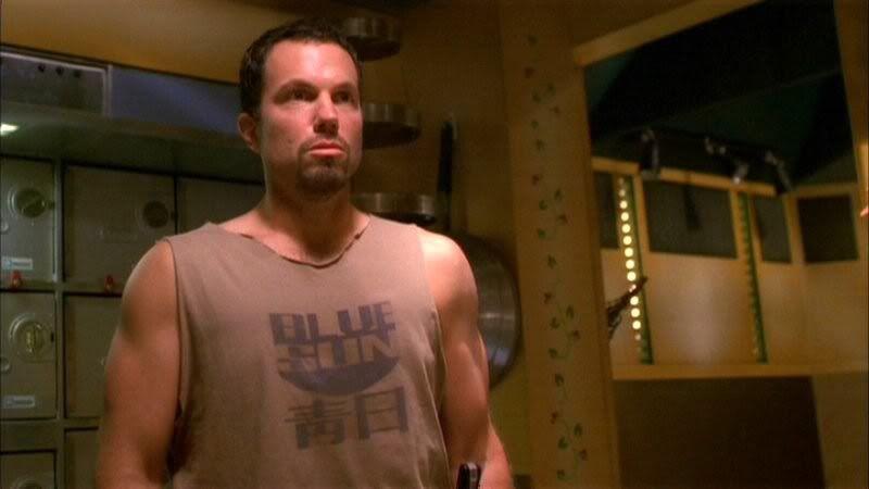 Jayne Cobb Blue Sun Shirt