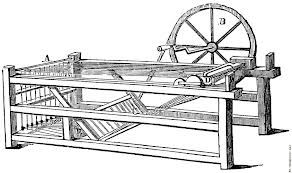 James Hargreaves Invented The Spinning Jenny In 1764 It Was A