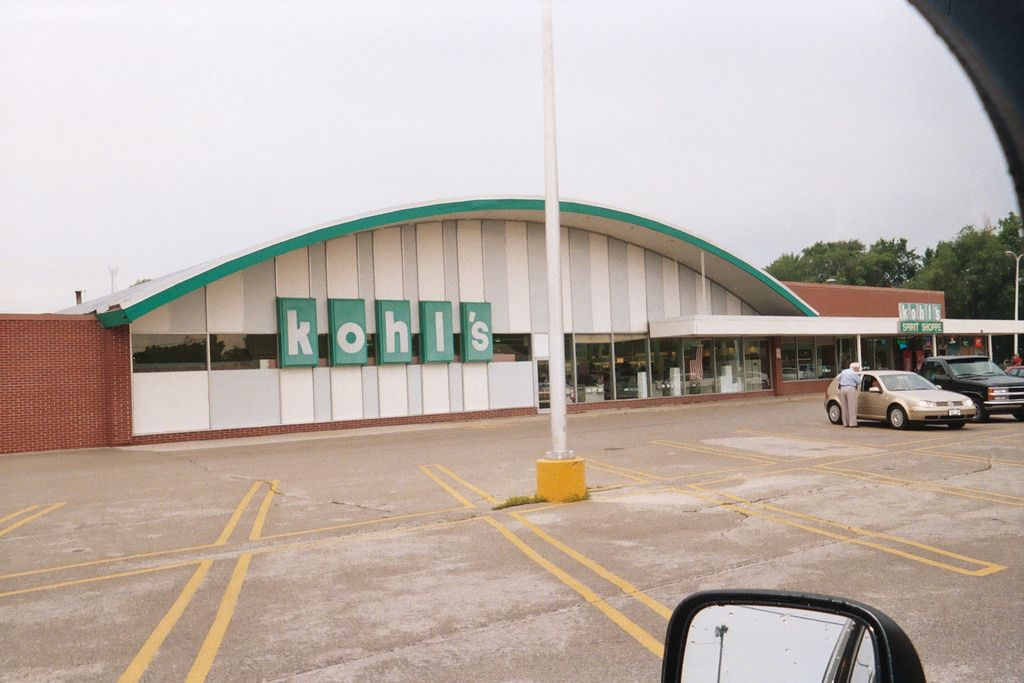 10af110674 Kohl s Food Stores 1972 - 1983 (Sold to A P) 39 stores in Wisconsin ...