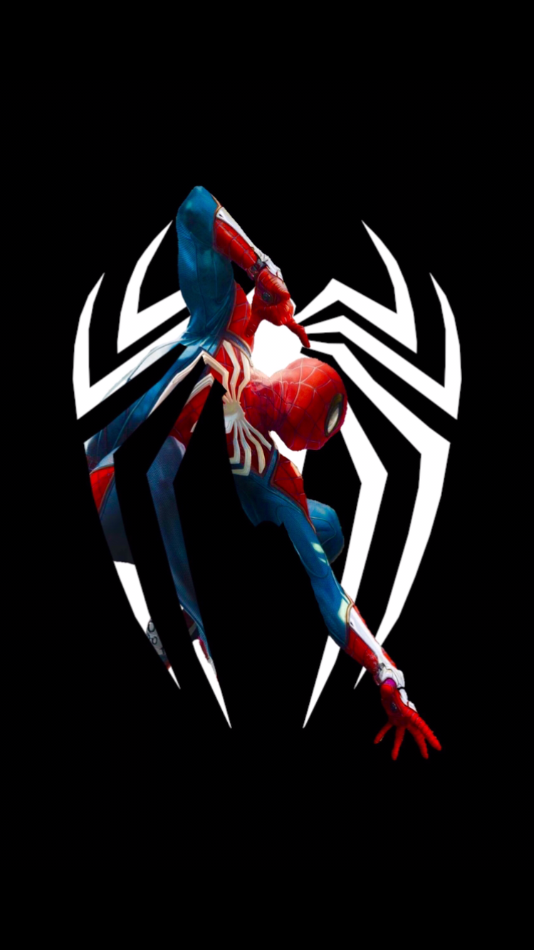 Spiderman Ps4 By Clarkarts24 Spiderman Ps4 Marvel Superhero Posters Spiderman Pictures