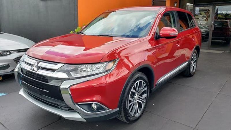 Used 2018 Mitsubishi Outlander in 2020 Mitsubishi